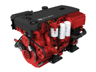 BUKH 110-550HP HIGH SPEED CRAFTS